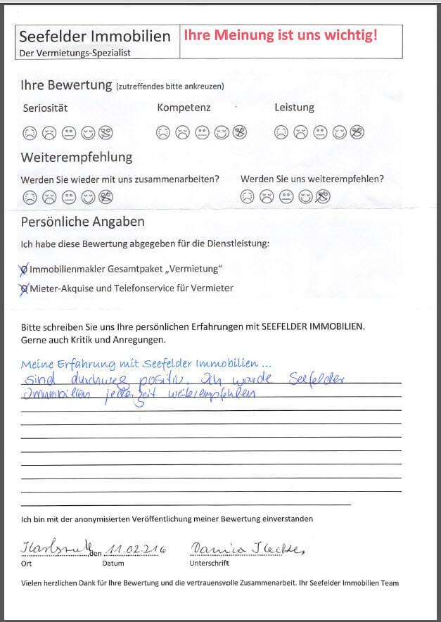 Referenz 33148 und 33149 – von Frau K. aus Karlsruhe › Seefelder ...