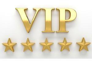 5 Sterne VIP