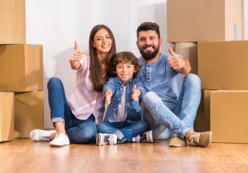 familie-einziehen